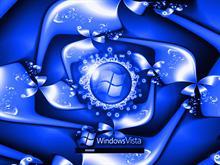 Fractal 205 Vista Blue