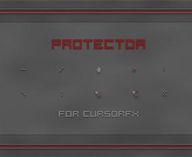 Protector cursor