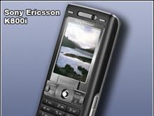 Sony Ericsson K800i