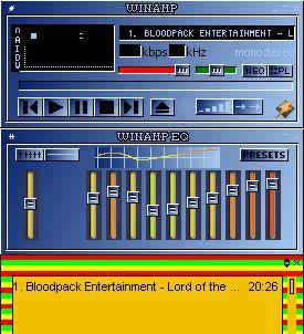 Winamp 2000