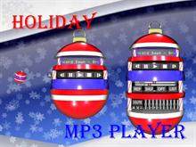 Holiday MP3 Player