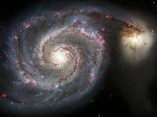 Spiraling Galaxies