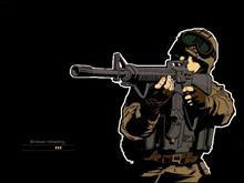 SoldierM16