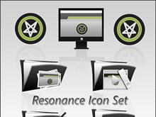 Resonance Icon Set