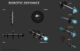 Robotic Defiance