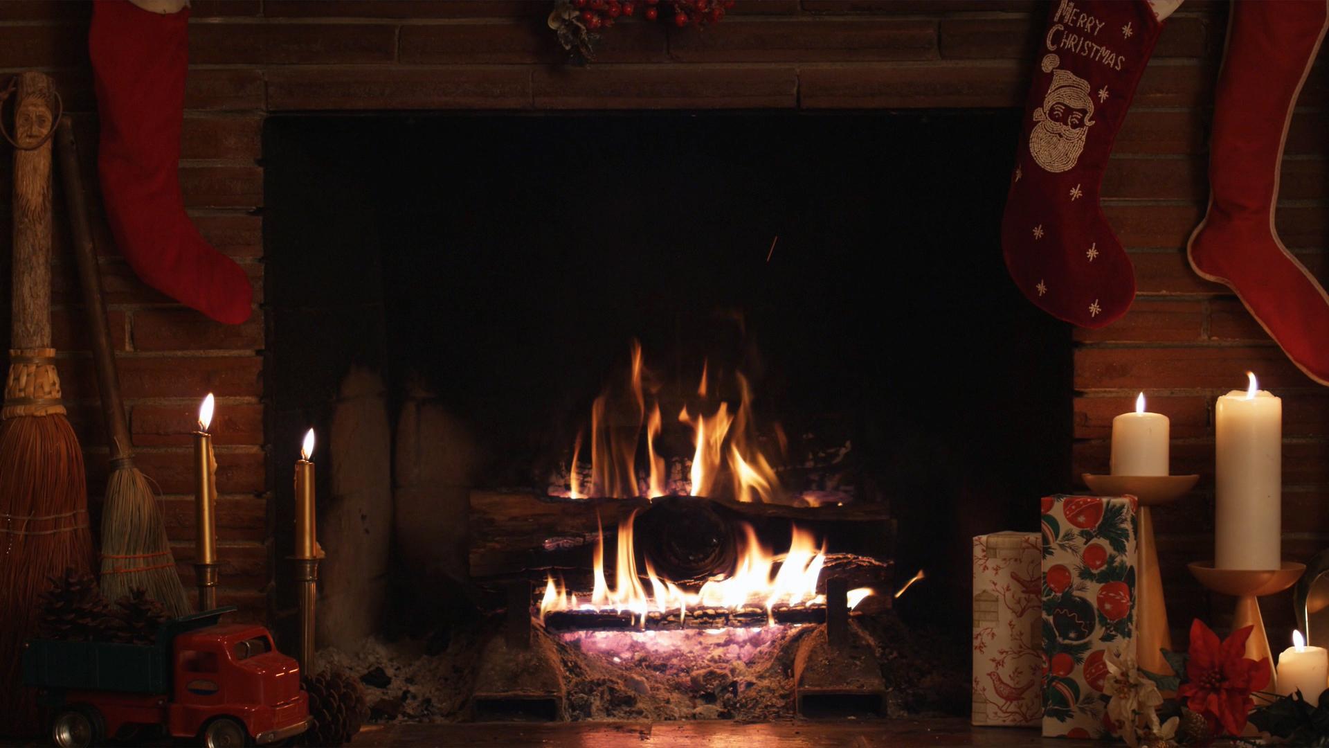 Wincustomize Explore Dream Christmas Fireplace