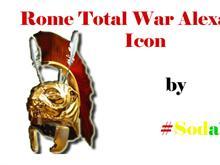 Rome Total War Alexander Icon
