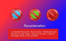 Recyclamation Take Two