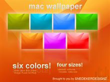 Apple Mac Wallpaper Pack