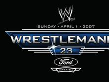 wrestlemania 23
