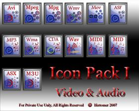 Pack I - Video & Audio