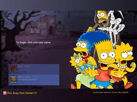 SimpsonsScaryUI