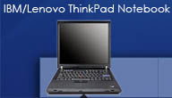 IBM Lenovo Notebook Thinkpad