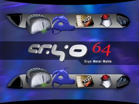 Cryo64 Metal Fixed