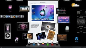 Mac OS X Collage
