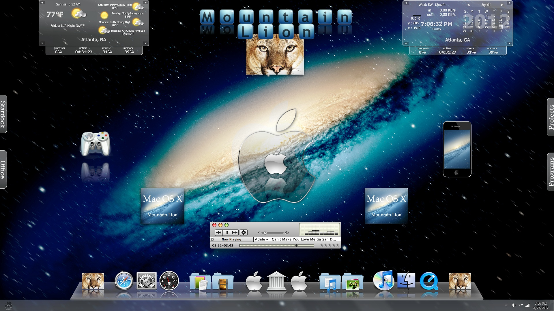 Mac OS X Mtn Lion 2