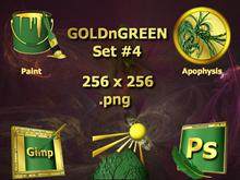 GOLDnGREEN Set #4
