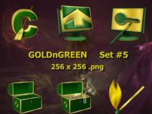 GOLDnGREEN Set #5