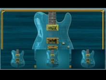 FMT Blue Vert Wallpack