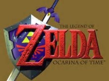 Zelda Ocarin of time