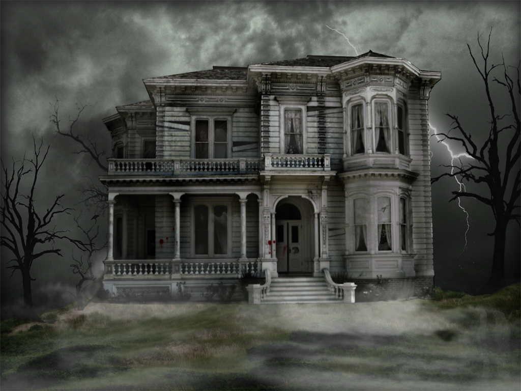 WinCustomize: Explore : Wallpapers : Haunted Victorian