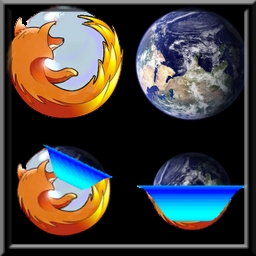 Firefox 2 Animated Icon