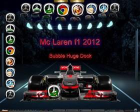 McLaren f1 BH Dock