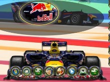 RedBull f1 HDock