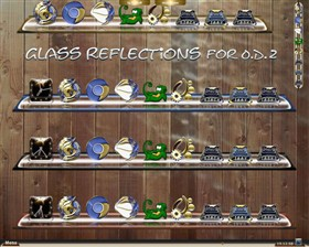 Glass Reflections for OD 2