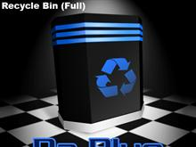 DaBlue(Recycle Bin Full)