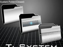 Ti System (Folder Closed )