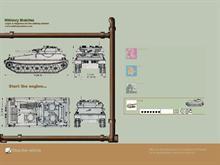 Military Scorpion Tank