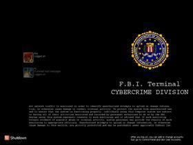 FBI terminal