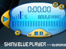 ShinyBluePlayer