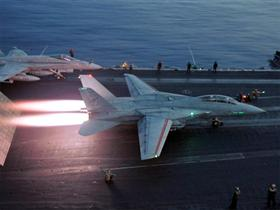 F-14 Tomcat Launch