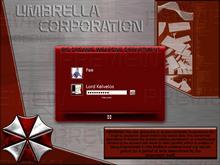 Umbrella Corp BOWD v2