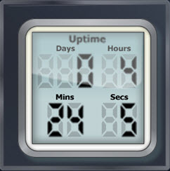 Uptime Docklet
