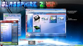Glassphire 2 WIP (Update 3)