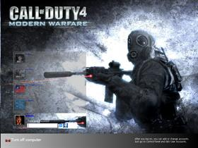 Call of Duty Modern Warfare(all resolutions)