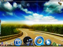roadtrip deskscape