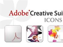 Adobe Creative Suite 1.1 Icons