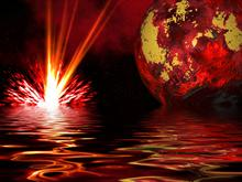 Molten Meteor