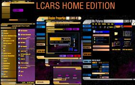 LCARS Home Edition