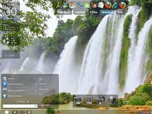 Waterfalls Desktop