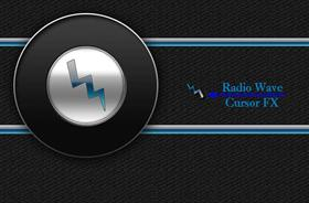 Radio Wave Cursor FX