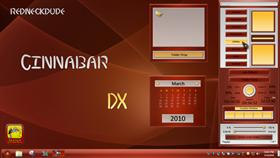 Cinnabar Sidebar DX