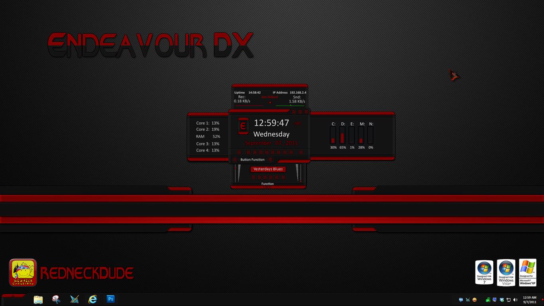 Endeavour DX