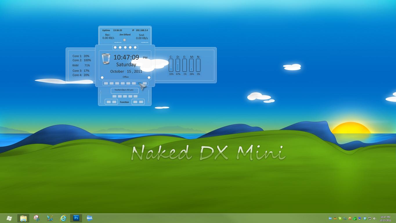 Naked DX Mini