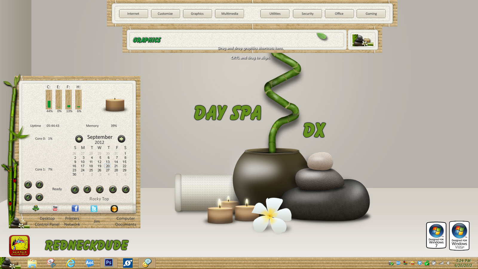 Day Spa DX