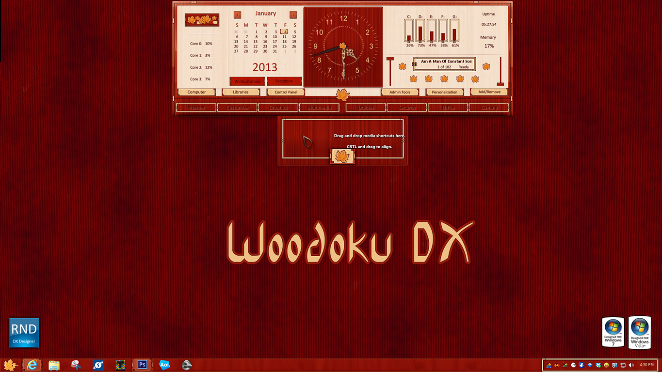 Woodoku DX